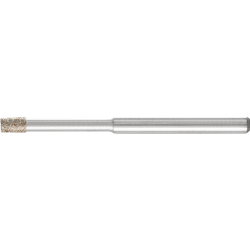 Šlifavimo akmenukas PFERD CBN BZY-A 2.6-4/3 B126