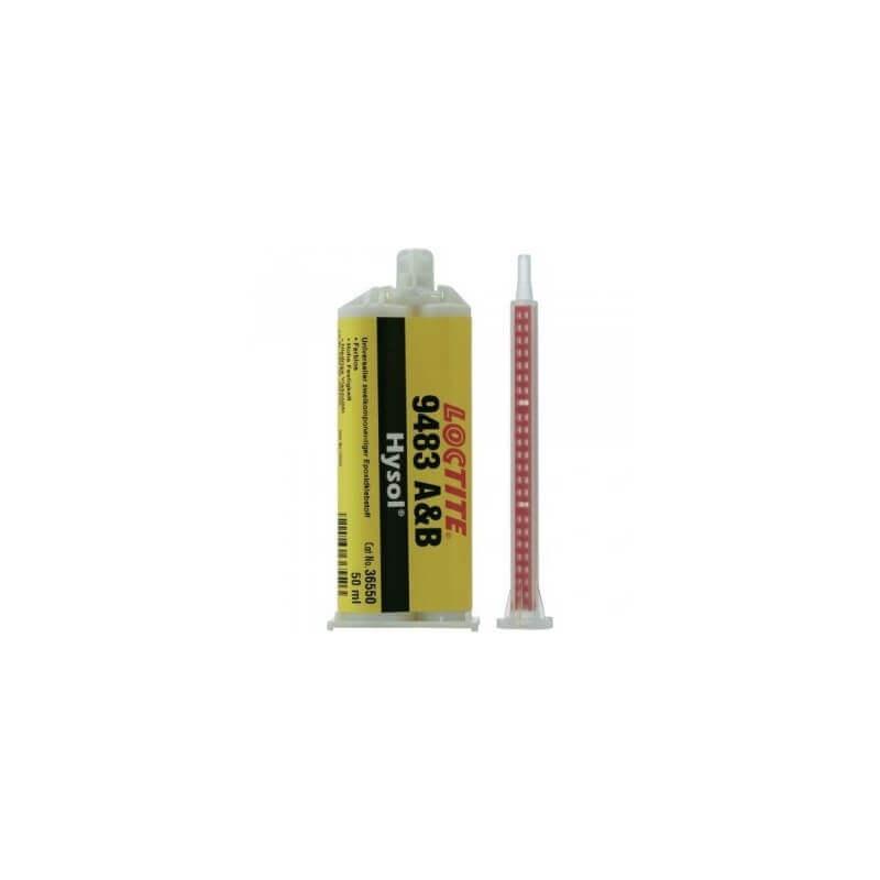 9483 dviejų komponentų epoksidiniai klijai 50 ml LOCTITE