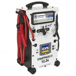 Akumuliatorių stiprintuvas (booster) GYS Startpack 12-24