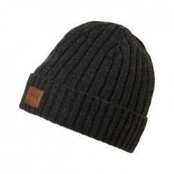 Kepurė HELLY HANSEN Kensington vilna, tamsiai pilka