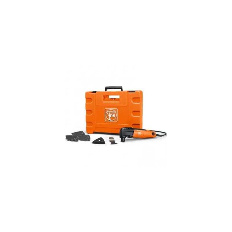 Universalus švytuoklinis įrankis FEIN MultiTalent FMT 250 QuickStart