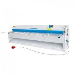 Elektromechaninės skardos pjovimo staklės SCHECHTL MSC 400/BV