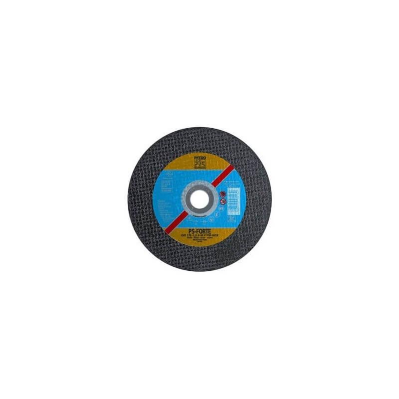 Nerūd. plieno pjovimo diskas P PSF INOX PFERD
