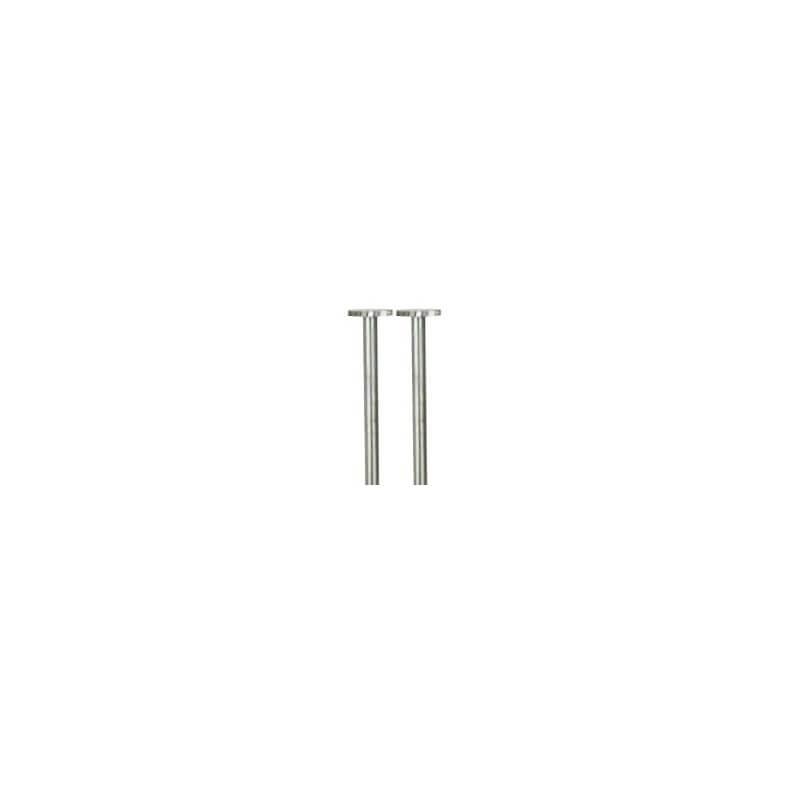 Volframo vanadžio freza Ø10mm (2vnt.) PROXXON