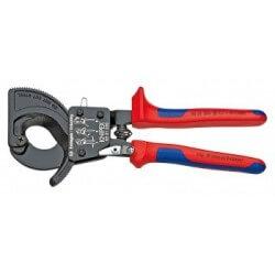 Terkšlinės kabelio žirklės 250mm KNIPEX