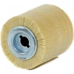 Elastingo plaušo šepetys GERD su 1mm šereliais 100*100