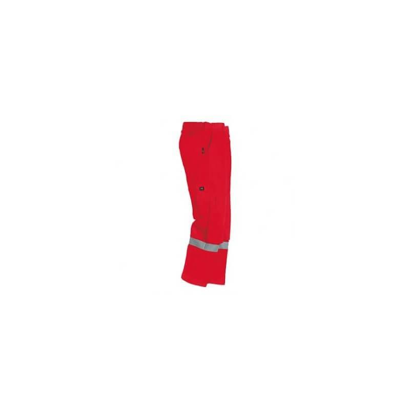 Kelnės suvirintojams Oban Pant HELLY HANSEN, raudonos