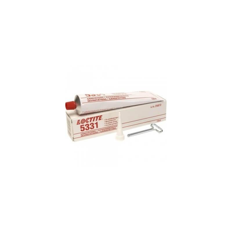 5331 Sriegių sandariklis metalas/plastikas 100 ml LOCTITE