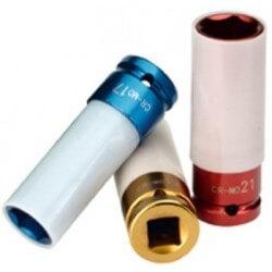 21mm smūginė galva su plastiko apsauga 1/2 RODCRAFT