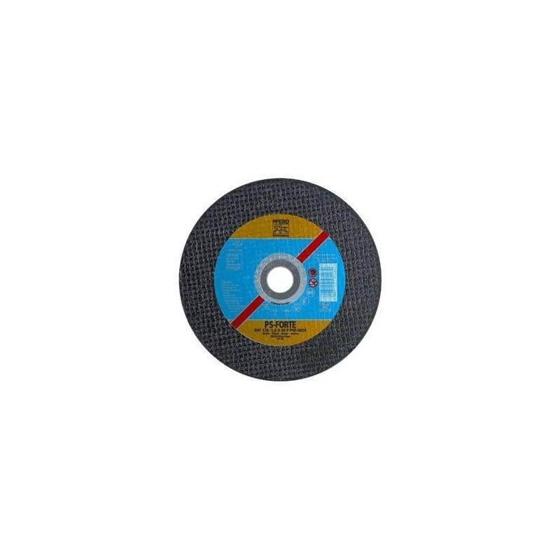 Metalo pjovimo diskas Ø230x2.5x22mm EH A24 P PSF-INOX PFERD