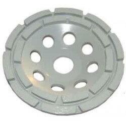 Deimantinė šlifavimo lėkštelė GOLZ DS22 Ø125 mm