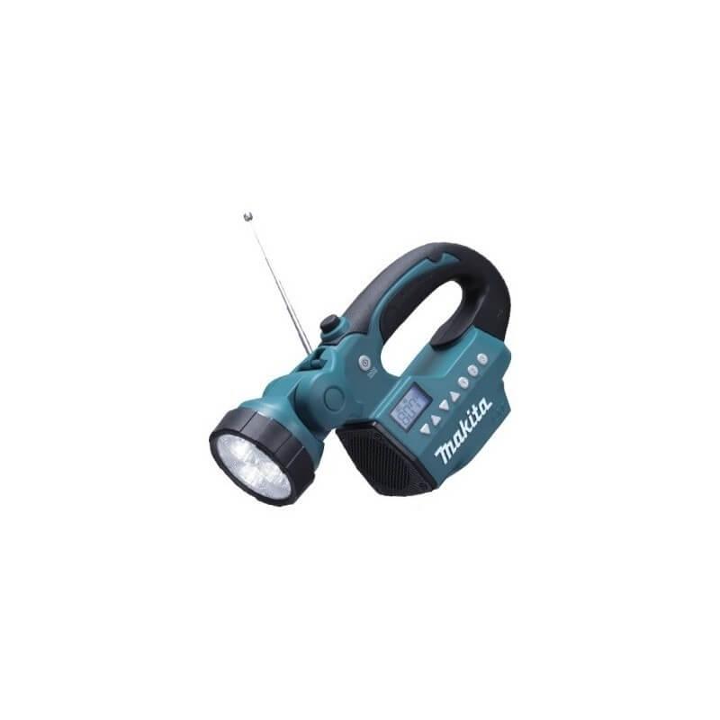 Akumuliatorinis prožektorius- radijas BMR050 MAKITA