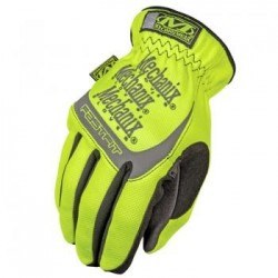 Pirštinės Mechanix Fast Fit Yellow Safety