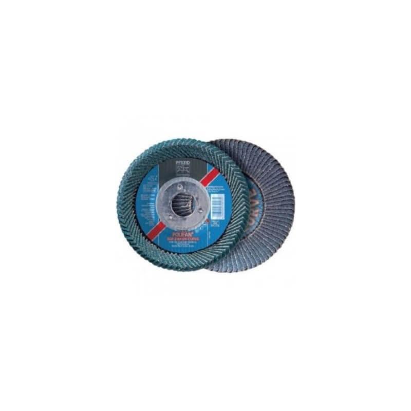 Šlifavimo lėkštelė Polifan PFR 125 Z40 SGP-Curve M PFERD