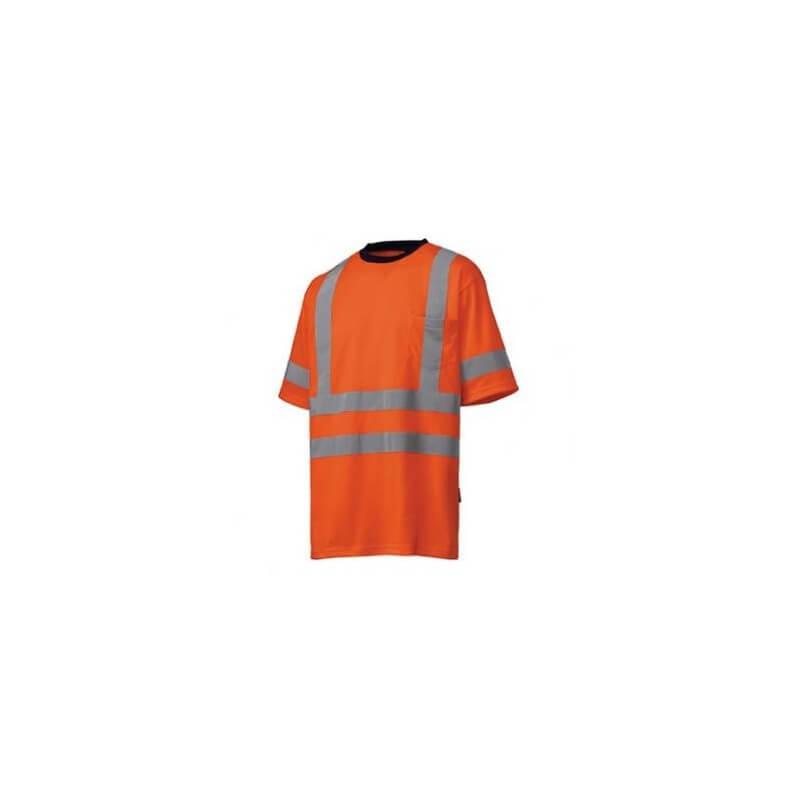 Marškinėliai Kenilworth CL 3 HELLY HANSEN, oranžiniai