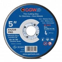 Pjovimo diskas Razor 125mm CGW