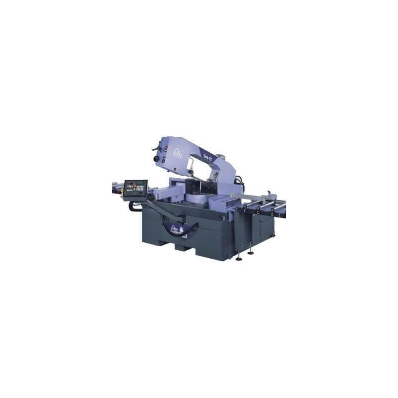 Pusiau automatinės metalo pjovimo staklės MEP SHARK 422 SXI EVO