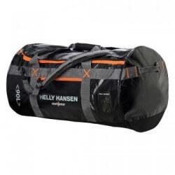 Kelioninis krepšys/kuprinė HELLY HANSEN Duffel 90L, juoda