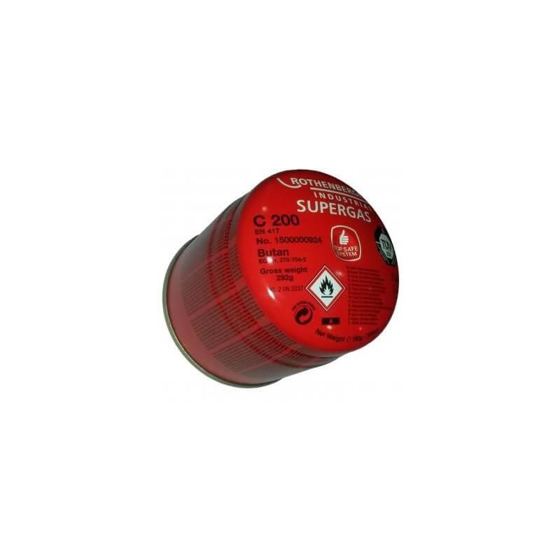 Butano dujų kartridžas C200 ROTHENBERGER