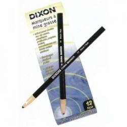 Juodas žymeklis Dixon LYRA