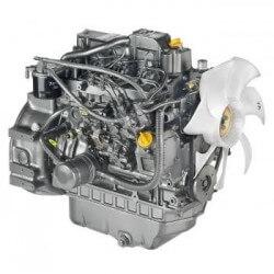 Dyzelinis keturtaktis variklis 4TNV98T-Z YANMAR