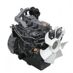 Dyzelinis keturtaktis variklis 3TNV84T-B YANMAR