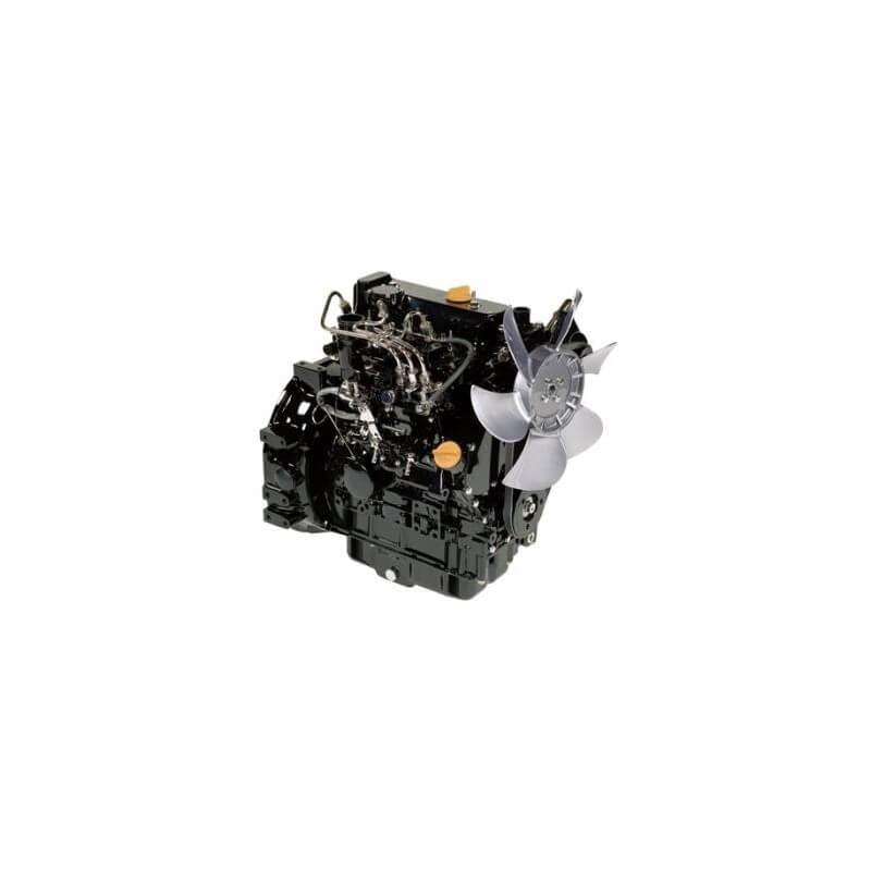 Dyzelinis keturtaktis variklis 3TNV82A YANMAR