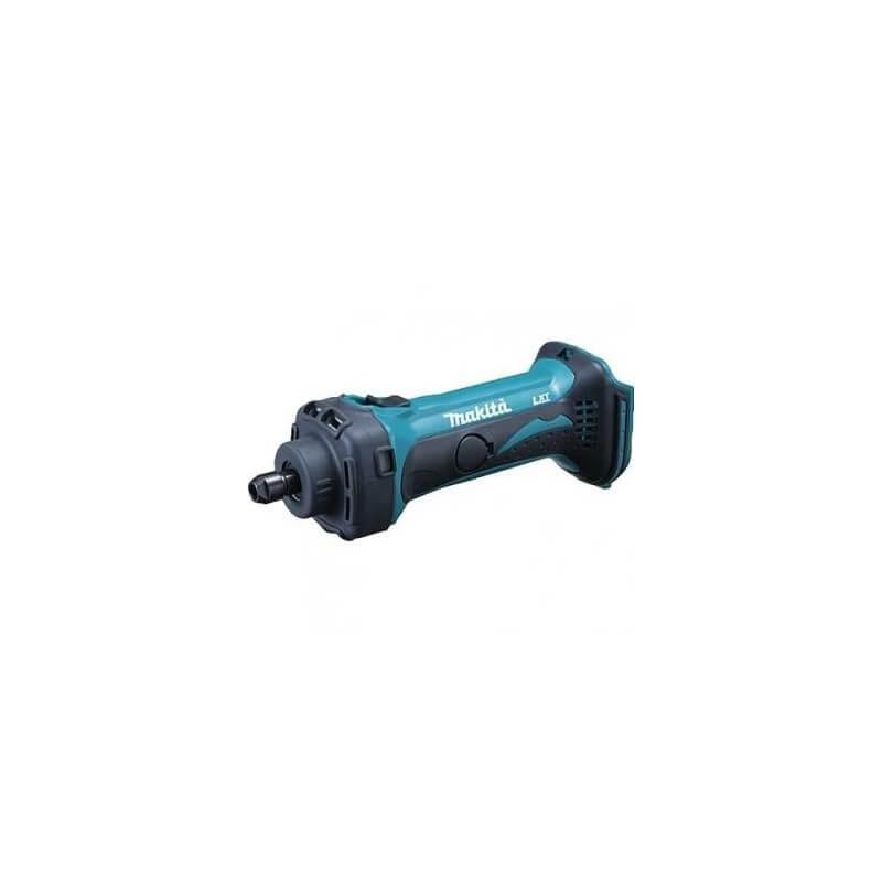Akumuliatorinis tiesinis šlifuoklis BGD801Z MAKITA be akumuliatoriaus ir kroviklio