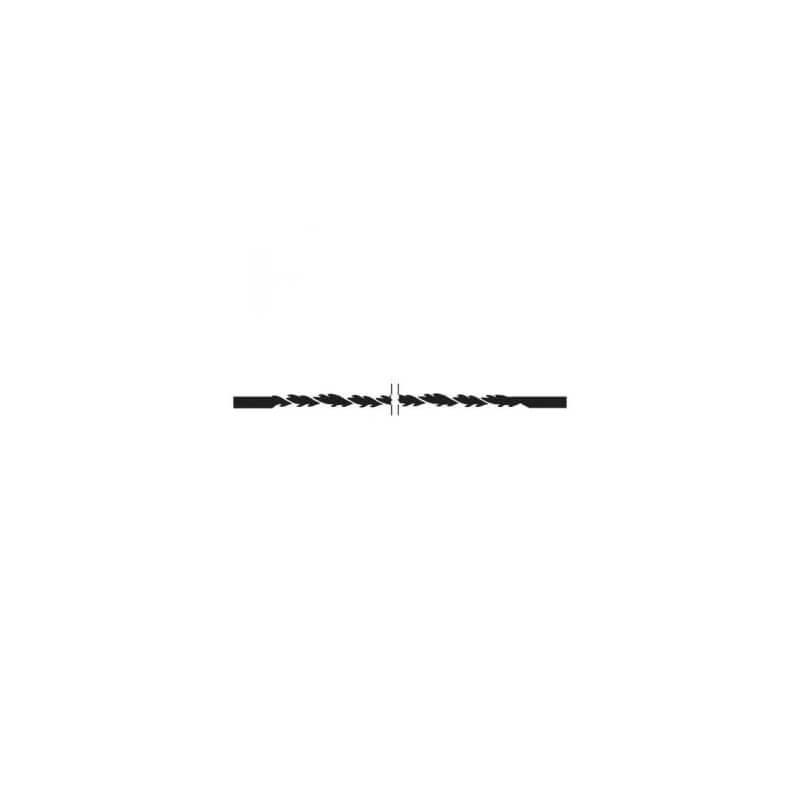 Spiralės formos peiliukai PROXXON (6vnt.)