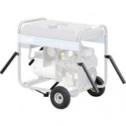 Ratukai ir rankenos generatoriui SDMO 4-9 kW