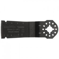 Pjūklelis įgilinamajam pjovimui 32mm MAKITA