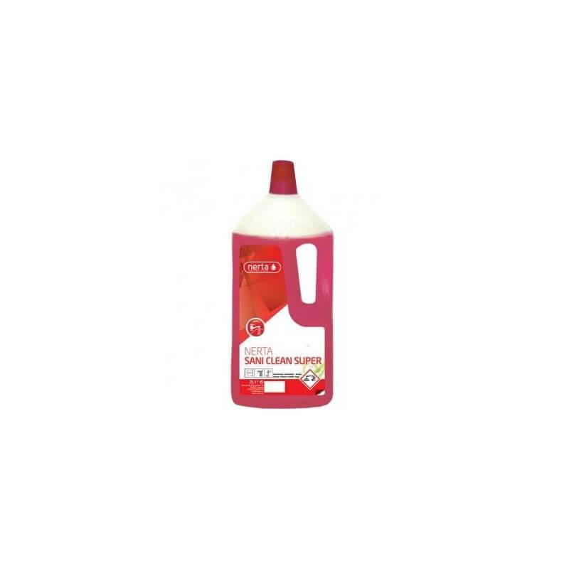 Rūgštinė valymo priemonė NERTA Sani-Clean Super
