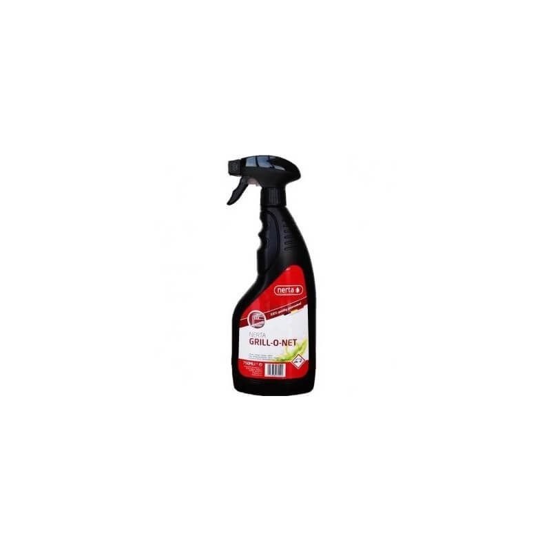 Orkaičių ir grilių valymo priemonė NERTA Grill-O-Net 750 ml