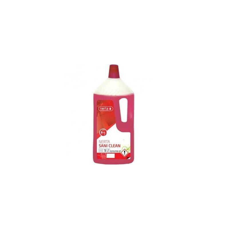 Silpna rūgštinė san.mazgų valymo priemonė NERTA Sani-Clean