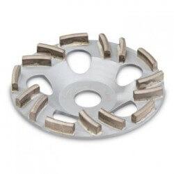 Deimantinis šlifavimo diskas FLEX Thermo-Jet