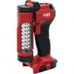 Akumuliatorinė darbo lempa FLEX WL LED 18,0 be akumuliatoriaus ir kroviklio