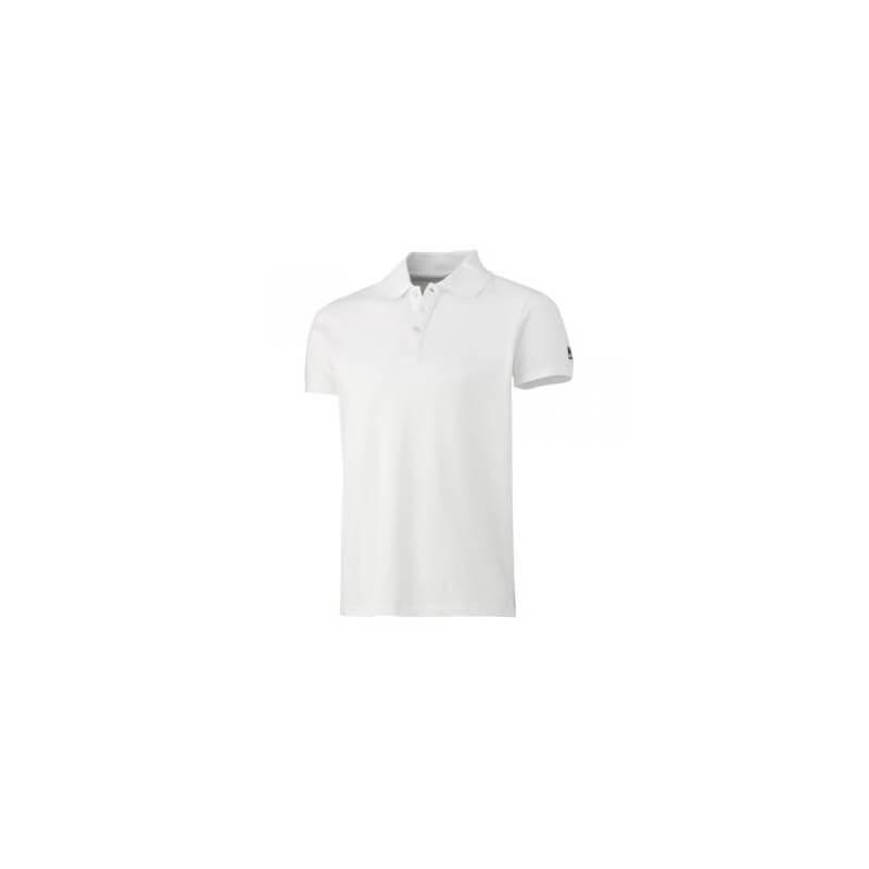 Polo marškinėliai HH Salford Pique balti