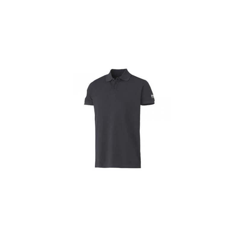 Polo marškinėliai HH Salford Pique pilki