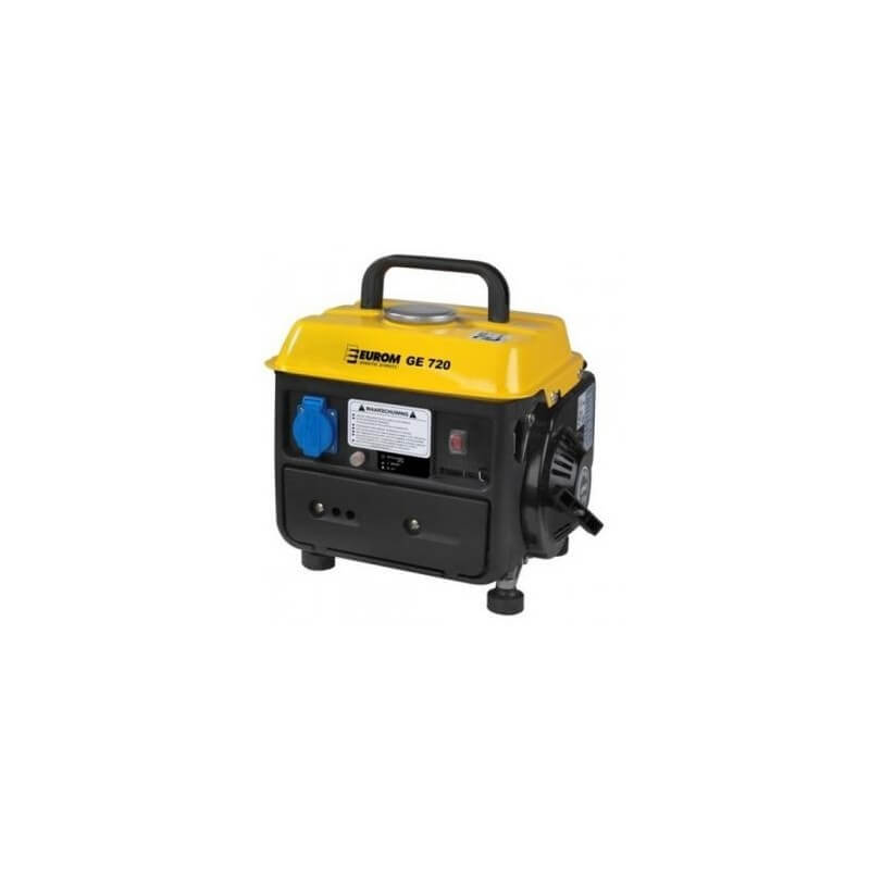Elektros generatorius GE 720 EUROMAC