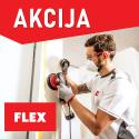 FLEX akcija