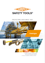 Ampco nekibirkščiuojančių įrankių katalogas