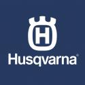 Husqvarna gamintojo logotipas