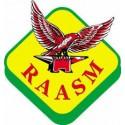 RAASM gamintojo logotipas