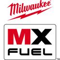 Milwaukee MXF gamintojo logotipas