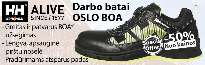 Batai HELLY HANSEN Oslo BOA